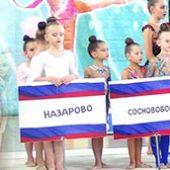 Во всей красе: В Ачинске прошло Первенство города по эстетической и художественной гимнастике