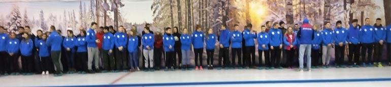 Успешный дебют: Ачинская команда адаптивников вошла в Книгу рекордов